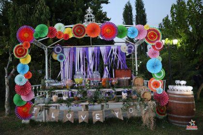 Gediz Doğum Günü Organizasyonu İzmir Organizasyon