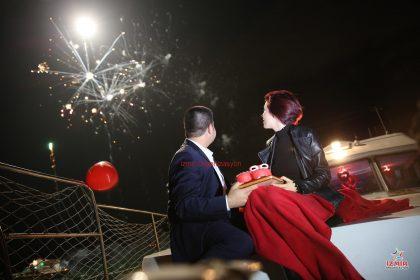 Gördes Havai Fişek Gösterisi Gördes Yer Volkanı Gördes Işıklı Uçan Balon Temini İzmir Organizasyon