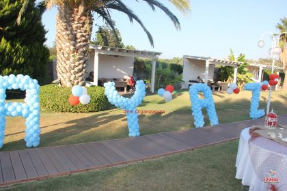 Güngören Doğum Günü Organizasyonu İzmir Organizasyon