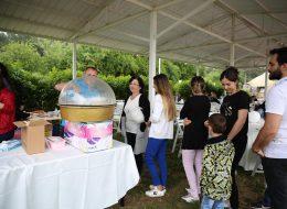 Piknik Organizasyonu Pamuk Şekerci Kiralama İzmir