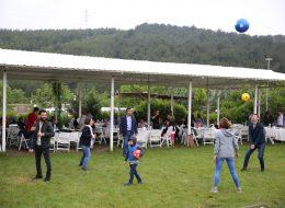 Voleybol Oyunu İzmir Piknik Organizasyonu