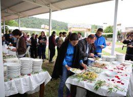 Catering Ekipmanları Kiralama Piknik İkramları Temini İzmir