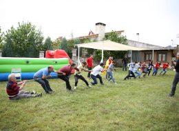 Halat Çekme Yarışması İzmir Piknik Organizasyonu