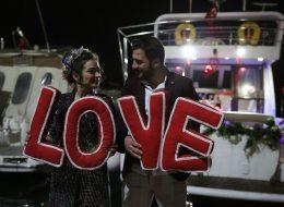 Havai Fişek Gösterisi ile Evlenme Teklifi Organizasyonu