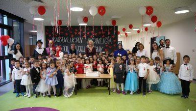 Havva Yıldırım Anaokulu 29 Ekim Şenlik Organizasyonu İzmir
