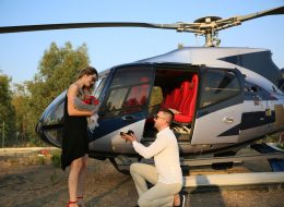 İzmir Helikopterde Evlenme Teklifi Organizasyon