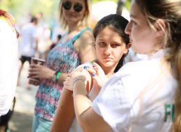 Temalı Parti Organizasyonu Hint Kınacısı İzmir