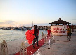 İzmir Organizasyon Denizci Fenerleri ve Pankart Temini