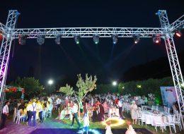 İzmir Robot Işık Kiralama