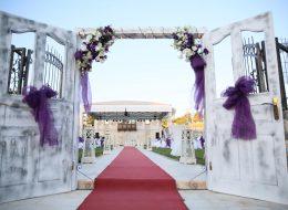 Düğün Organizasyonu Mekan Süsleme ve Kapı Takı Kiralama İzmir