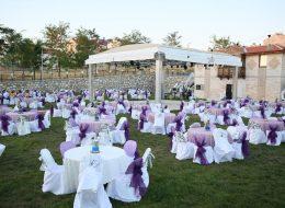 Masa ve Sandalye Kiralama ve Giydirme Düğün Organizasyonu