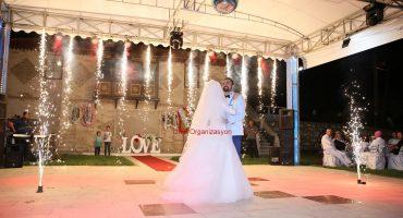 İslami Konseptli Düğün Organizasyonu İzmir Organizasyon