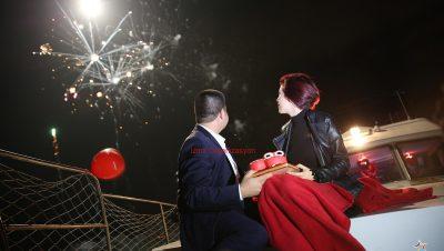 İstanbul Havai Fişek Gösterisi İstanbul Yer Volkanı İstanbul Işıklı Uçan Balon