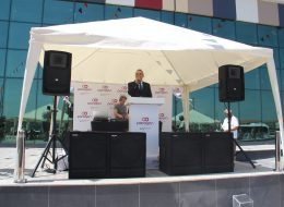 Profesyonel Sunucu Kiralama Açılış Organizasyonu İzmir