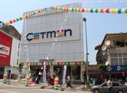 Üçgen Bayrak ve Zincir Balon Süsleme İzmir Organizasyon