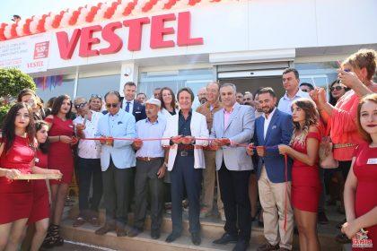 İzmir Açılış Organizasyonu Kurdele Kesme Töreni
