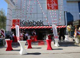Kokteyl Masası Kiralama ve Flama Bayrak Süsleme Açılış Organizasyonu İzmir