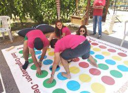 Twister Oyunu Kiralama ve Oyun Anı