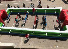 Şenlik Organizasyonu Canlı Langırt Kiralama ve Takımlar Arasında Rekabet Dolu Dakikalar