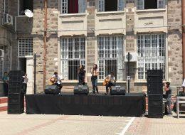 Sahne ve Ses Sistemi Kiralama İzmir Şenlik Organizasyonu