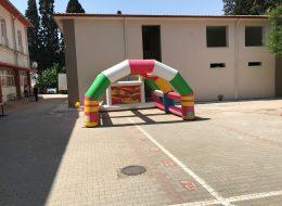 Yetişkin Oyun Parkurları Kiralama Şut Becerisi Temini İzmir