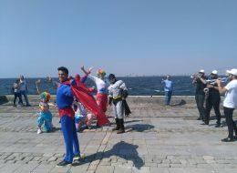 Kostümlü Karakterler Kiralama Şenlik Organizasyonu İzmir