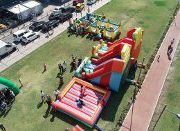 Şişme Çocuk Oyuncakları Kiralama İzmir Körfez Şenliği Organizasyonu