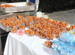 Saray Lokma Dökümü ve Lokma Dağıtımı İzmir