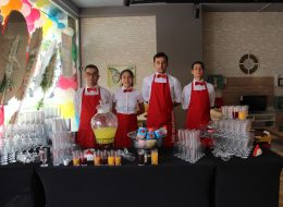İzmir Catering Ekipmanı ve Garson Kiralama