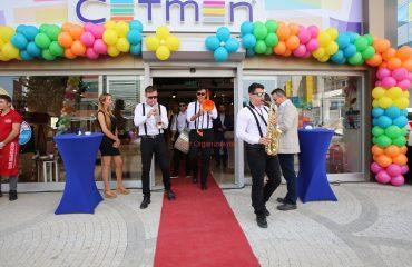 Çetmen Karşıyaka Açılış Organizasyonu İzmir Organizasyon