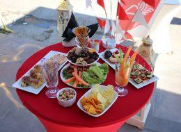 Açılış Organizasyonu Catering Ekipmanı Kiralama