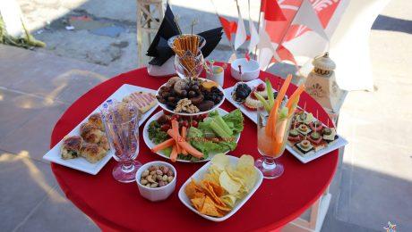 Catering Ekipmanı Kiralama İzmir Organizasyon