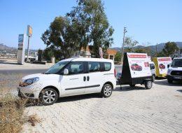 Reklam Römorkları Kiralama İzmir Organizasyon
