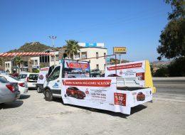 Reklam Römorku Kiralama İzmir Organizasyon