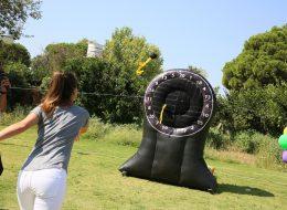 Şişme Dart Oyunu Temini İzmir Organizasyon
