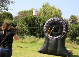 Şirket Piknik Organizasyonu Şişme Dart Oyunu Kiralama İzmir Organizasyon