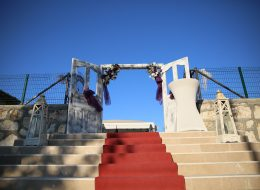 Düğün Organizasyonu Bistro Masa Kiralama İzmir