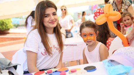 Yüz Boyama Hizmeti İzmir Organizasyon