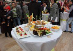 Coffee Break İkramları ve Catering Ekipmanları Kiralama İzmir