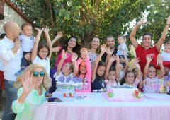 Kız Çocuk Doğum Günü Organizasyonu İzmir Organizasyon