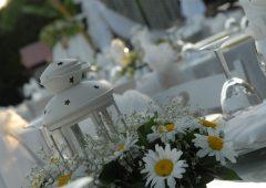 Tül ve Çiçek Süsleme İzmir Düğün Organizasyonu