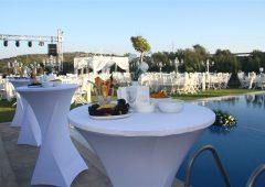 Düğün Organizasyonu Bistro Masa Kiralama İzmir Organizasyon