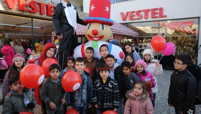 Şişme Maskot Kiralama İzmir