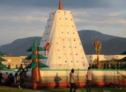 Şişme Oyun Parkuru Tırmanma Dağı Kiralama