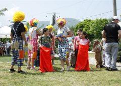 Piknik Organizasyonu Çuval Yarışı Çocuk Oyunları İzmir