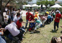 Piknik Organizasyonu Takım Yarışmaları ve Halat Çekme Oyunu İzmir