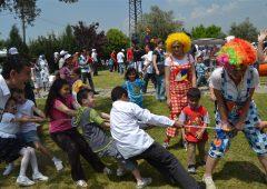 Piknik Organizasyonu Halat Çekme Oyunu İzmir