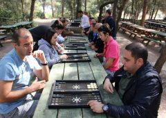 Tavla Turnuvası İzmir Piknik Organizasyonu