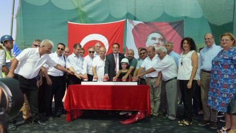 Temel Atma Töreni İzmir Organizasyon