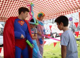 Sosis Balon Katlama ve Animasyon Ekibi Kiralama Festival Organizasyonu İzmir